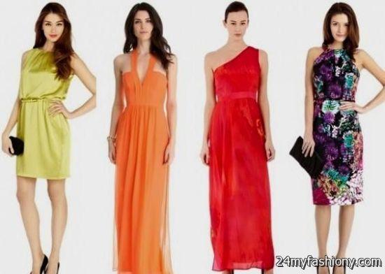 Formal Summer Wedding Guest Dresses Looks B2b Fashion