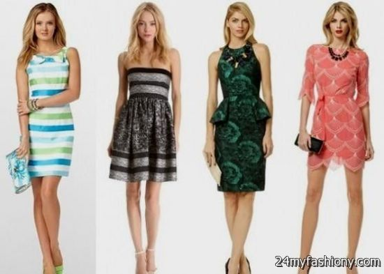 Formal Summer Wedding Guest Dresses Looks B2b Fashion