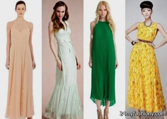 formal summer wedding guest dresses 2016-2017 | B2B Fashion