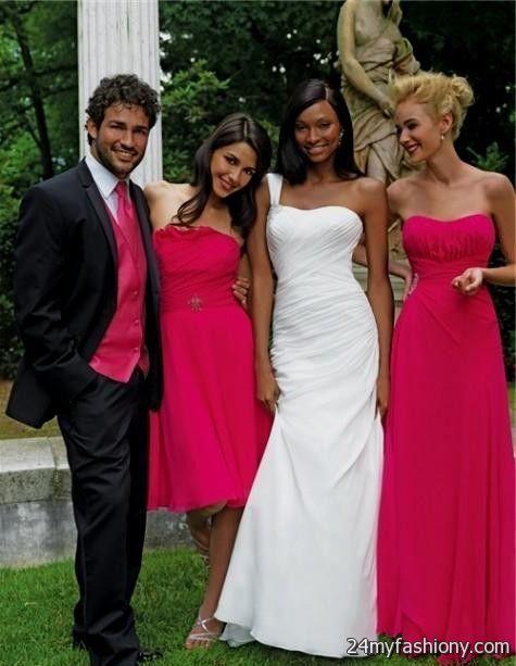 Fuschia Prom Dresses 2018 105
