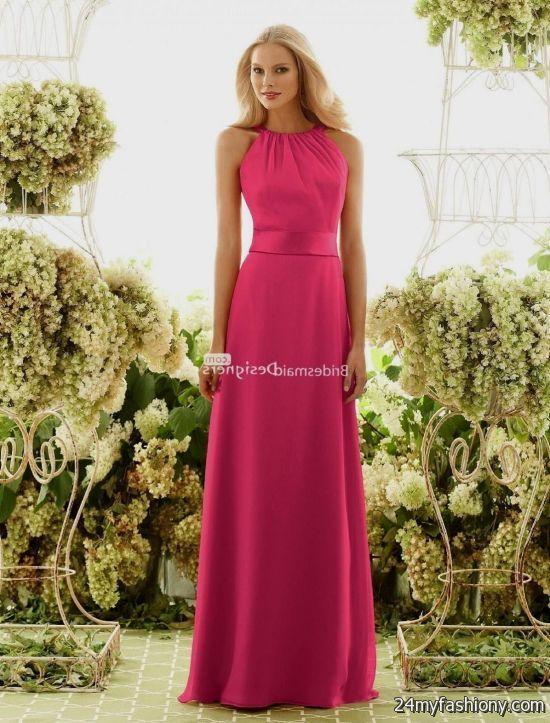 Fuschia Prom Dresses 2018 106