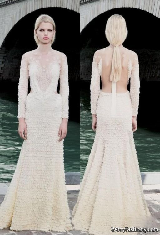 Givenchy Wedding Dress 2016 2017