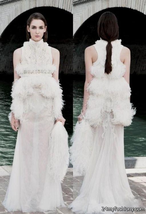 givenchy wedding dress 20162017 b2b fashion