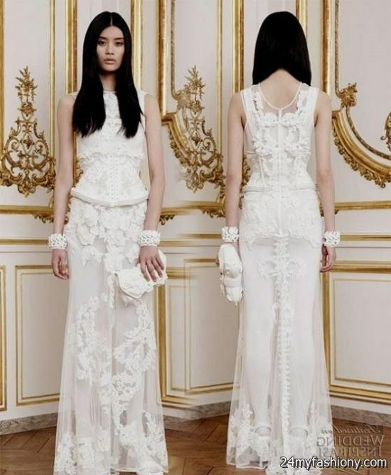 Givenchy Wedding Dress Looks