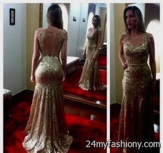gold and red prom dresses 2016-2017 » B2B Fashion