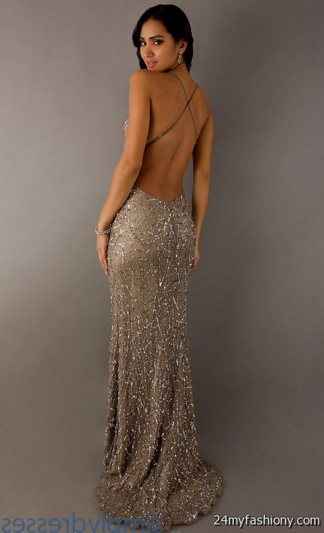 Backless Dresses Prom - Prom Dresses 2018
