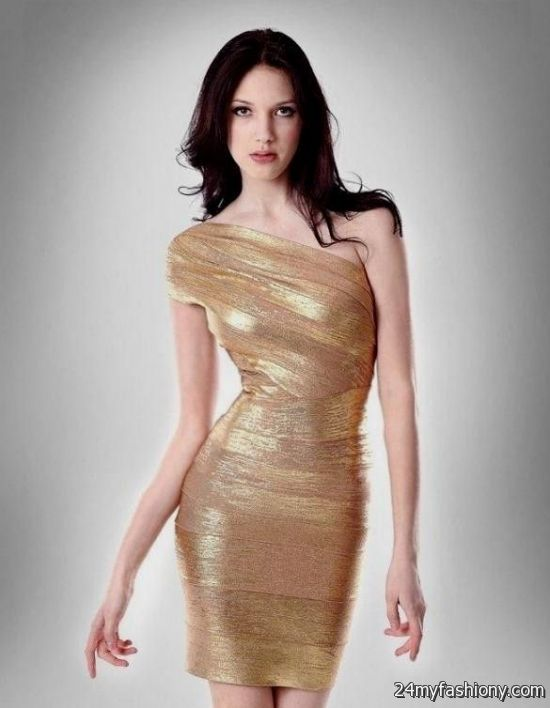 gold dresses for women 2016-2017 » B2B Fashion