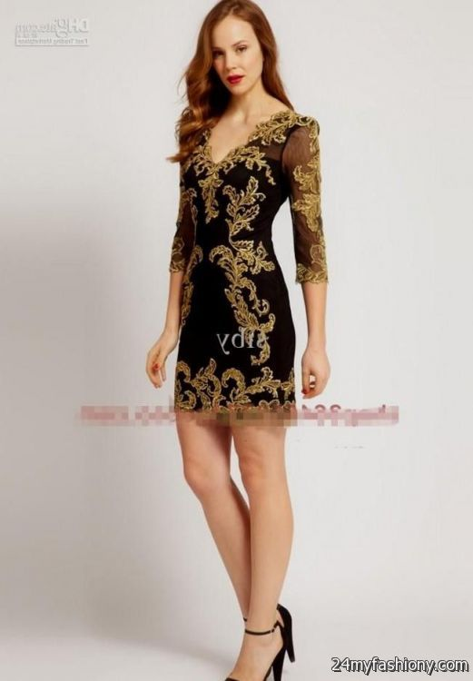Perfect Best Selling Mermaid Gold Long Evening Dresses Sequins Split Women