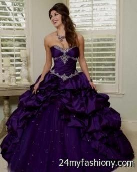 Purple Wedding Dresses Plus Size - Wedding Dresses Thumbmediagroup.Com