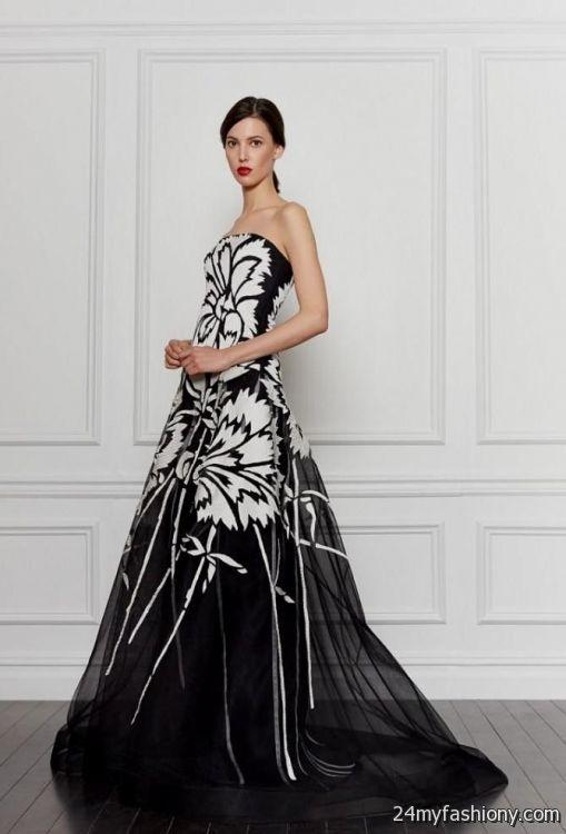 Gray And Black Wedding Dress 2016 2017 B2b Fashion