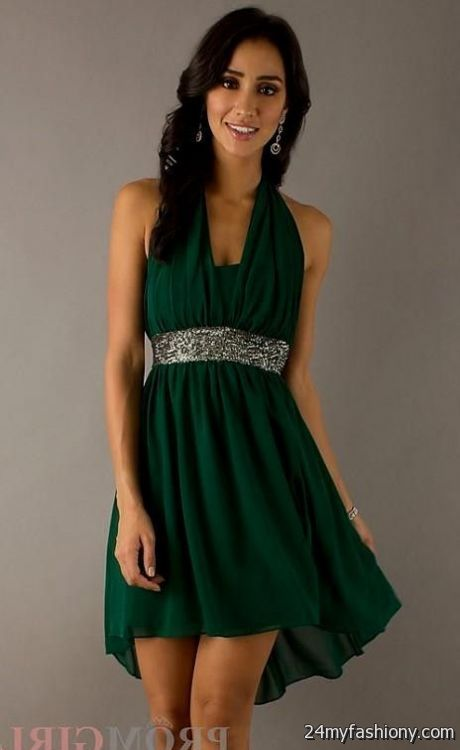 Green Semi Formal Dresses 2016 2017 B2b Fashion