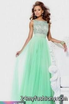 green winter formal dresses 20162017 b2b fashion
