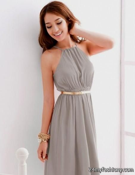 Free shipping and returns on Grey Bridesmaid Dresses at travabjmsh.ga Skip navigation. Give a little wow. The best gifts are here, every day of the year. Boat Neck Cold Shoulder Cowl Neck Crew Neck Halter High Neck Mock Neck Off the Shoulder One Shoulder Plunge Scoop Neck Square Neck Strapless Jenny Yoo Inesse Chiffon V-Neck Spaghetti.
