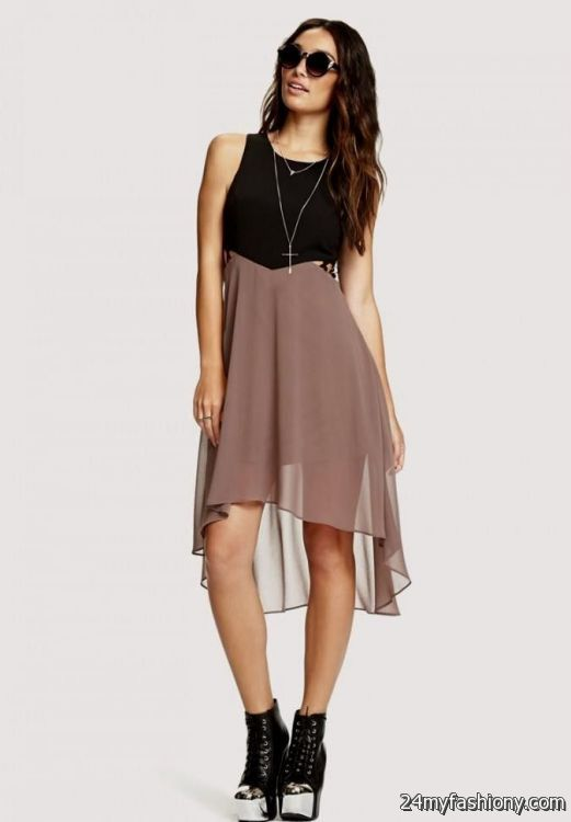 High Low Dresses Casual Forever 21 Looks B2b Fashion e7a4dfee1