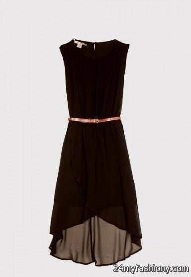 High Low Dresses Casual Forever 21 - Missy Dress