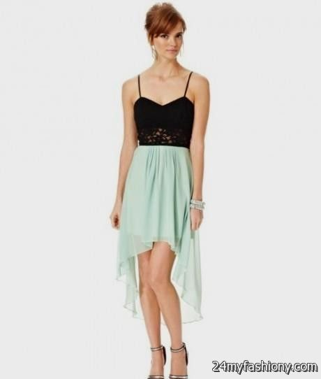 high low dresses for juniors with straps 20162017 b2b