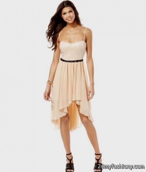 high low dresses for juniors with straps wwwimgkidcom