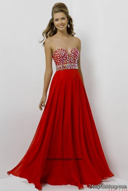 3dac0bddf Affordable junior prom, graduation, plus-size formal dresses. You can share  these high school winter formal dresses on Facebook ...