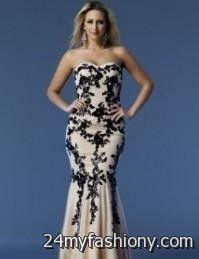 High School Winter Formal Dresses Looks B2b Fashion