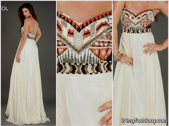 hippie prom dresses 2017 - photo #24