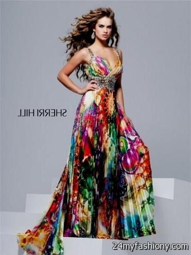 hippie prom dresses - photo #14