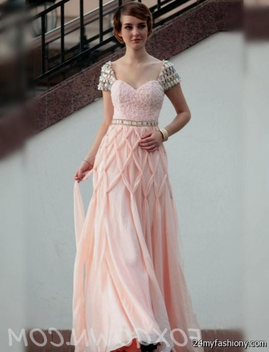 Homecoming Dresses With Cap Sleeves 118