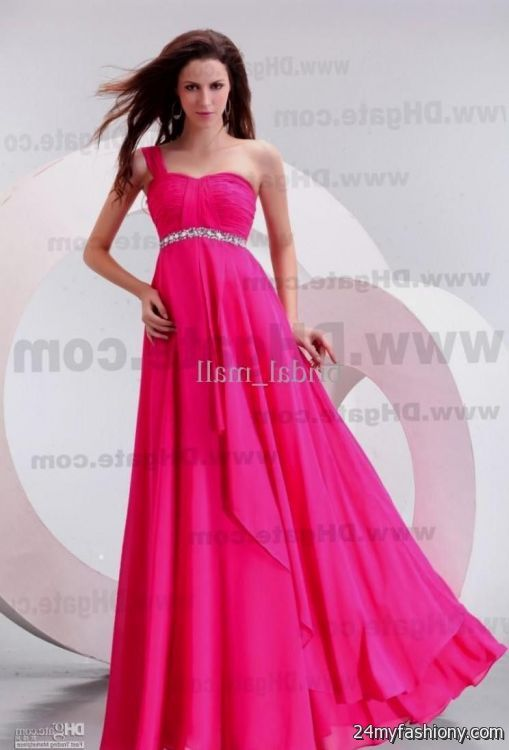 Bridesmaid Dresses In Hot Pink - Ocodea.com