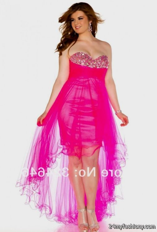 hot pink party dresses 2016-2017   B2B Fashion