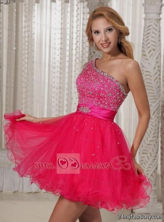 9f277b967 hot pink party dresses for juniors looks | B2B Fashion
