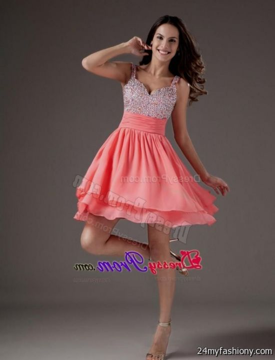 hot pink party dresses for juniors 2016-2017 | B2B Fashion