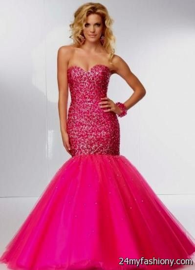 Pink Hot Prom Dresses - Boutique Prom Dresses