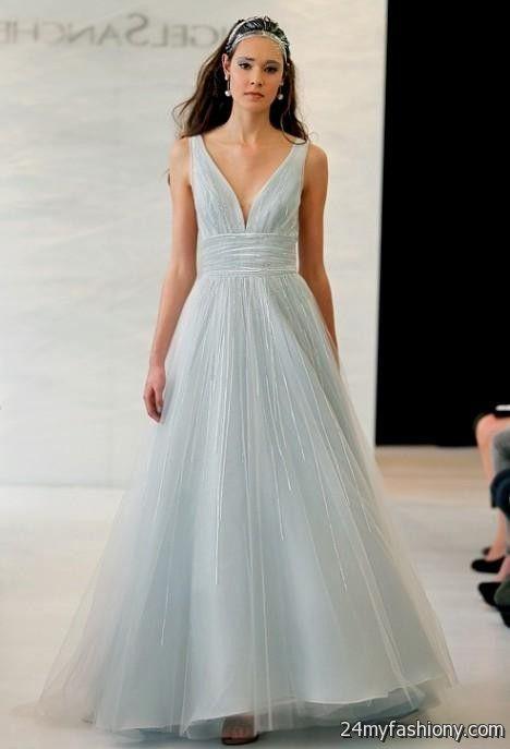 Ice Blue Wedding Dress - Wedding Dress Ideas