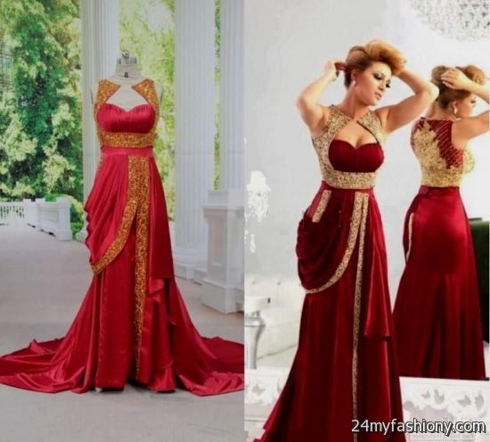 Indian Style Prom Dresses 2017