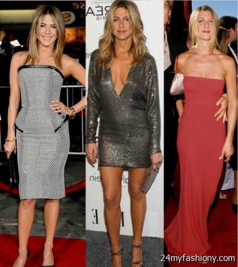 Jennifer Aniston Red Carpet Dresses
