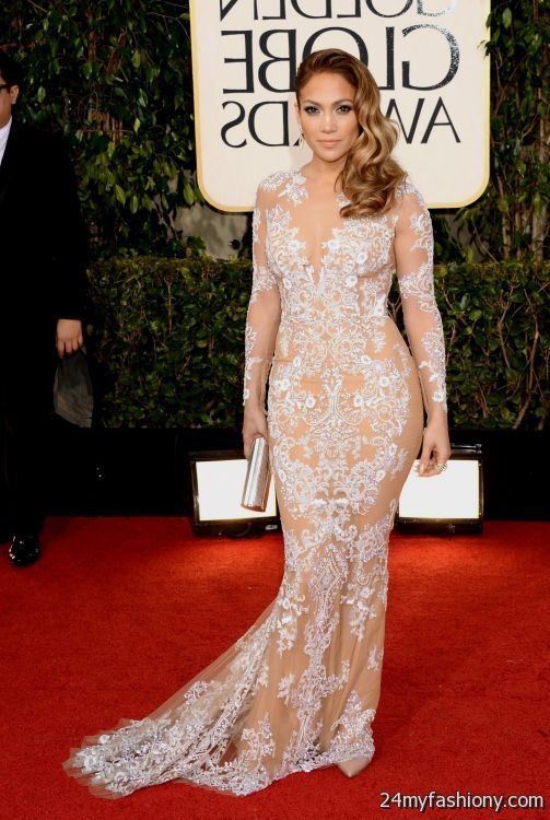 Jennifer Lopez red carpet dresses 2017-2018 » B2B Fashion