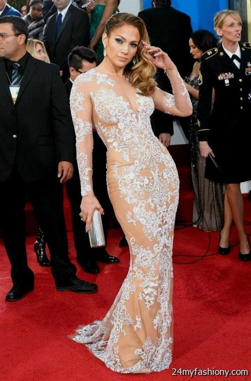 Jennifer Lopez Red Carpet Dresses 2017 2018 B2b Fashion