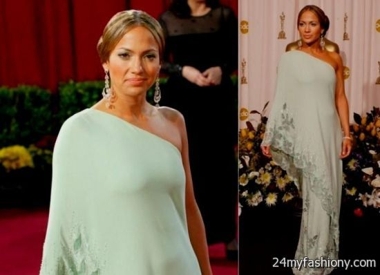 Jennifer Lopez red carpet dresses 2017-2018 | B2B Fashion