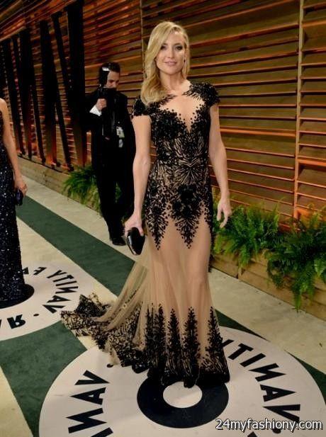 kate hudson black dress 2016-2017 | B2B Fashion