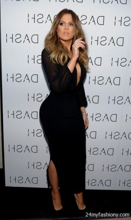 Khloe kardashian red carpet dresses