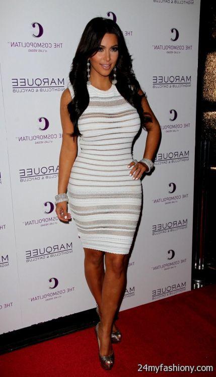 Kim Kardashian Birthday Dresses 2016 2017 B2b Fashion