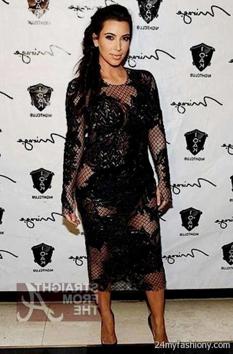 kim kardashian dresses 20162017 b2b fashion