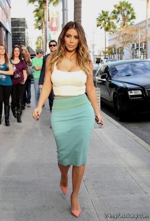 Kim Kardashian Dresses 2017 2018 B2b Fashion