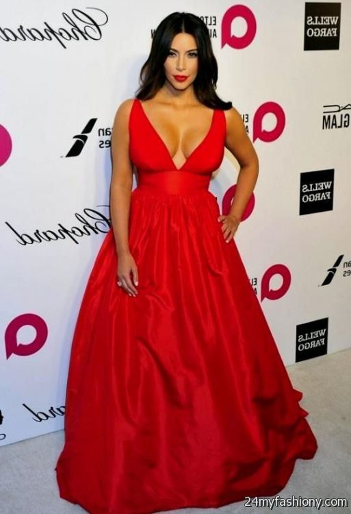 Similiar Kim Kardashian Red Carpet Dresses Keywords