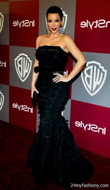 Kim Kardashian Style! – The Fashion Tag Blog  |Kim Kardashian Red Carpet Dresses