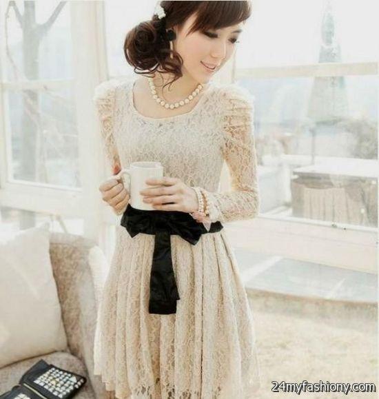 Korean fashion dress 2016-2017 » B2B Fashion