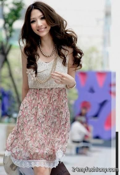 Korean summer fashion dress 2017-2018 » B2B Fashion