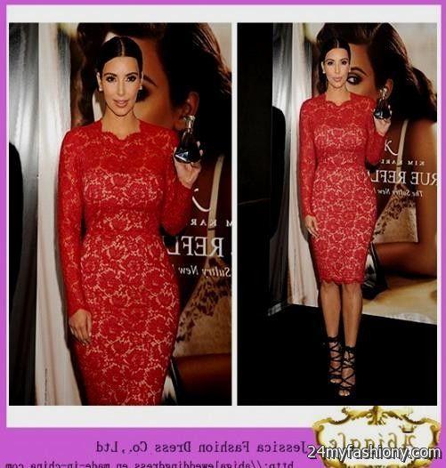 lace dress celebrity 2016-2017 » B2B Fashion