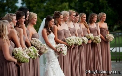 latte bridesmaid dresses 2016-2017 » B2B Fashion