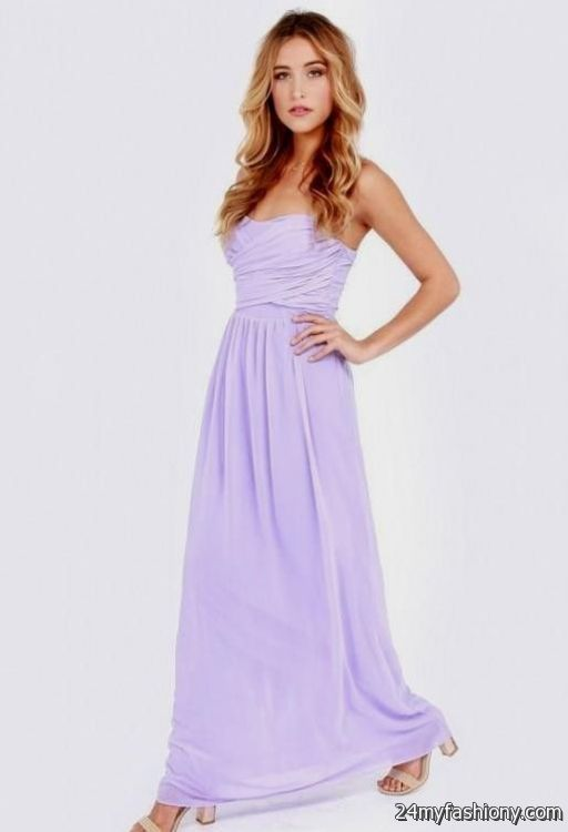 lavender chiffon maxi dress 2016-2017 » B2B Fashion