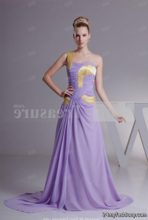 lavender evening gown 2016-2017 | B2B Fashion
